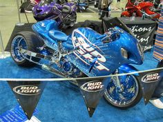Click this image to show the full-size version. Hyabusa Motorcycle, Suzuki Motorcycle, Custom Street Bikes, Custom Bikes, Puerto Rico History, Detroit, Bud Light, Lifted Trucks, Hot Wheels