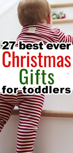 We found the best 27 Hot Toddler Christmas Gifts For Under $20[2020], Christmas toys for toddlers, toddler toys that will last, toddler fine motor activities. #christmas #toddlers