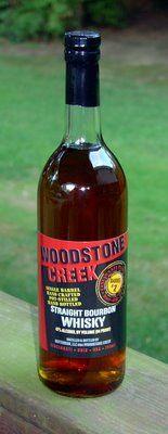 Woodstone Creek Straight Bourbon