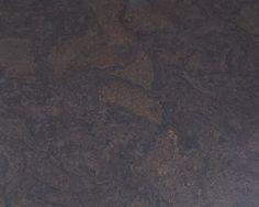 Black Ripple Glue-Down Cork Tile: 21.31 sq.ft Per Package