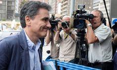 Τσακαλώτος στο Bloomberg: H γερμανική θέση για το ελληνικό χρέος δεν είναι ρεαλιστική: Η άρνηση της Γερμανίας στην ελάφρυνση χρέους είναι…