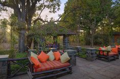 Nature Heritage Resort Bandhavgarh National Park, 3 Star Hotel in Bandhavgarh, Luxury Resort in Bandhavgarh, Book your stay at a good price. Porch Swing, Outdoor Furniture, Outdoor Decor, National Parks, Luxury, Nature, Home Decor, Interior Design, Nature Illustration