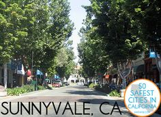 32. Sunnyvale When you call Sunnyvale home, you'll enjoy a quality of life that's difficult to surpass. Located at the heart of Silicon Valley, Sunnyvale offers a collection of some of the world's most respected companies, including Yahoo!, and access to nearly a dozen institutes of higher learning.
