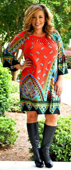 Perfectly Priscilla Boutique - Don't Look Now Dress, $45.00 (http://www.perfectlypriscilla.com/dont-look-now-dress/)
