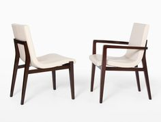 HOLLY HUNT - Siren Dining Arm & Side Chair