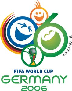 The 2006 FIFA World Cup was the FIFA World Cup, the quadrennial international football world championship tournament. It was held from 9 June to 9 July 2006 in Germany 2006 World Cup Final, World Cup 2014, Fifa World Cup, Gareth Bale, Lionel Messi, Cristiano Ronaldo, Wm Logo, World Cup Logo, Germany
