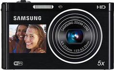 $12999  Orig. Price $199.99 - Save $70  Samsung - DualView DV300F 16.0-Megapixel Digital Camera - Black