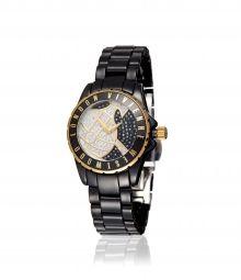 Black Sloane Showpiece Watch.- Westwood