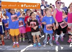 How about trying a family #funrun?! Races such as a #turkeytrot are a great way for the whole family to get some exercise, have fun, and raise money for a good cause. They also have shorter races specifically designed for the kiddos to enjoy! #familyfun #thanksgiving #kidsactivities #yuggler