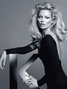 Kerastase Couture Styling Line Is Incredible: And with Kate Moss fronting the campaign, we can't help but be totally obsessed. #SelfMagazine