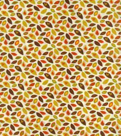 Mini leaves :) Autumn inspirations #fabric
