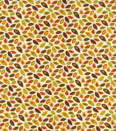 Mini leaves :) Autumn inspirations #fabric