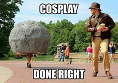 Funny pictures about Awesome Indiana Jones cosplay. Oh, and cool pics about Awesome Indiana Jones cosplay. Also, Awesome Indiana Jones cosplay. Costume Indiana Jones, Epic Cosplay, Amazing Cosplay, Funny Cosplay, Cosplay Girls, Cultura Nerd, Humans Of New York, Stan Lee, Funny Memes