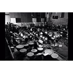 The MGM recording stage