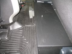 Installed: Husky Liners & Tuffy Under Seat Box - 2014 S-Cab - Ford F150 Forum - Community of Ford Truck Fans
