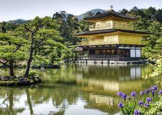 Kinkaku-ji (Golden Temple in Kyoto - Japan) by Robin  Srivastava on 500px