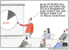 """I heard a marketer say recently, """"Publishing numbers in a powerpoint deck does not make them true."""" We have never had greater access to data to make decisions. But it has also never been easier to ..."""