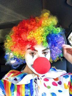 Clown Images, Female Clown, Cute Clown, Circus Costume, Girls Makeup, Clowns, Fun Things, Core, Costumes