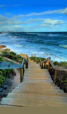 Sea Path by PadburyPhoto on Flickr