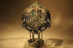 Jack Stroms, The Spectrum Cube