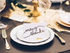 Wedding Thank You Note Wording   Photo by: Elmer Escobar Photography   TheKnot.com