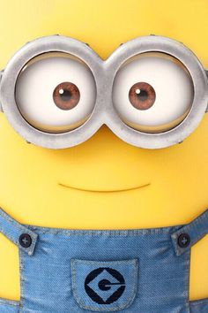 ¡Fondo de pantalla de Minions! ¡Qué monos! / a Minion's wallpaper! They're very cute!