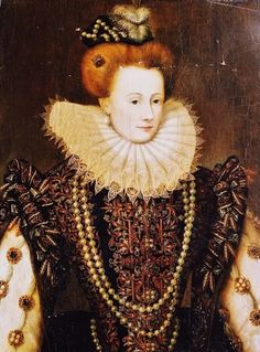 Mary Queen of Scots?  Does anyone know if this is Mary, the artist, or the location of the painting?