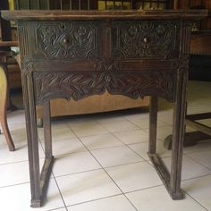 Cagayan-type Mesa Altar, c. late c. Ilocos, Filipino, Altar, Antique Furniture, Entryway Tables, Cabinet, Type, Antiques, Home Decor