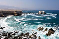La Portada (Antofagasta, Chile) Gods And Goddesses, Adventure Awaits, Amazing Destinations, Patagonia, South America, Real Life, Places To Go, Castle, Around The Worlds