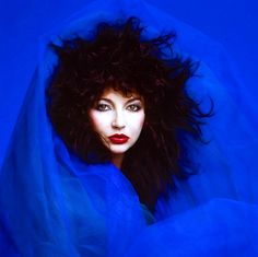 peggy-moffitts:  Kate Bush photographed by Clive Arrowsmith.