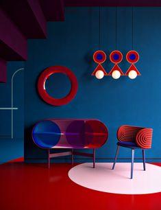 Daria Zinovatnaya et son design surréaliste - Clem Around The Corner - Trend Home Design Ideen 2019 Luxury Home Decor, Luxury Interior, Interior Architecture, Luxury Homes, Futuristic Interior, Room Interior, Home Design, Modern Interior Design, Design Ideas