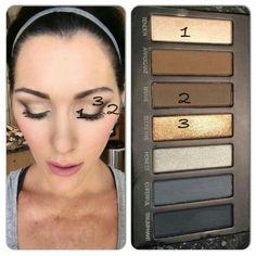 Addiction Palette #4 Eye shadow