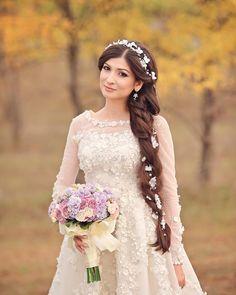 #wedding #свадьба 24.10.2015 #невеста Амина #осень #october #beauty #bride #beautiful #дагестанскаясвадьба #кавказскаясвадьба #махачкала #нежность  by skorobogat_katya