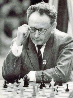 Mikhail Botvinnik playing chess - Google Search