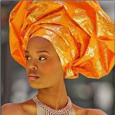 African Head Wrap ~ PART 2: Lovely Ladies and Stunning Gele + Aso oke
