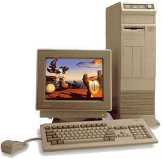 Commodore Amiga 3000T, 1990 (originally seen by @Denicepzg248 )