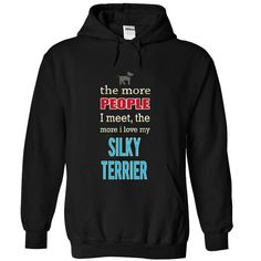 SILKY TERRIER T-Shirts, Hoodies. CHECK PRICE ==► Funny Tee Shirts