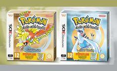 Nintendo relanza Pokémon Oro y Pokémon Plata para 3DS