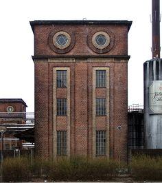 seier seier aalborg 07, industrial architecture, 1929-1931.