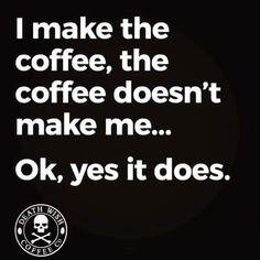 Coffee Is Life, I Love Coffee, My Coffee, Morning Coffee, Espresso Drinks, Coffee Drinks, Coffee Humor, Coffee Quotes, Coffee Nation