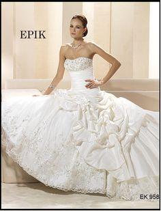 EK 958 Bridal Gown Designer Bridal Inspirations Eddy K Jasmine's Bridal Shop - Wedding Dress, Cocktail Dress, Bridal Accessories My Perfect Wedding, Wedding Looks, Wedding Bride, Wedding Day, 2nd Wedding Dresses, Wedding Dress Shopping, Jasmine Bridal, Bridal Collection, Bridal Gowns