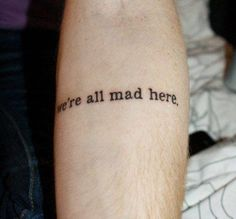 15 Tattoo Quotes from Classic Literature for Your First Tattoo ...