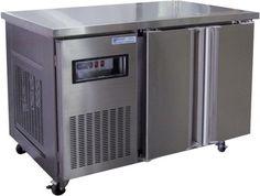 CHANNON 2 Solid Door Underbench Freezer - CH2312 | Channon