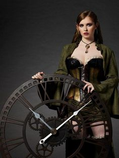 Tayliss Forge in Steampunk'd