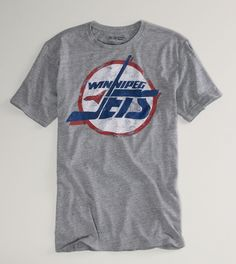 NHL hockey vintage team tee