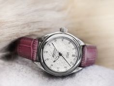 Alpina Watches Comtesse with diamonds on the dial. Swiss Made. Tina Maze, Young Audrey Hepburn, Alpina Watches, Watch 2, 2015 Trends, Watches Online, Elegant Woman, Sport Watches, Luxury Jewelry