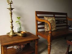 interior design. home design. color. decorating. architect. india furniture. wood bench