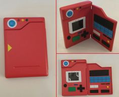 pokedex prop - Google Search Ash Pokemon, Nintendo Consoles, Cosplay, Google Search