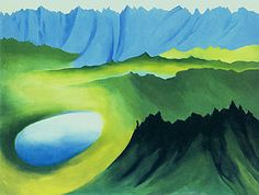 georgia o'keeffe watercolor paintings - Google Search
