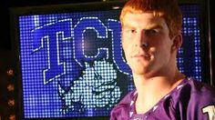 Andy Dalton - From Katy High School to TCU now at the Cincinnati Bengals